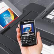 stampa da dispositivi mobili con Konica Minolta